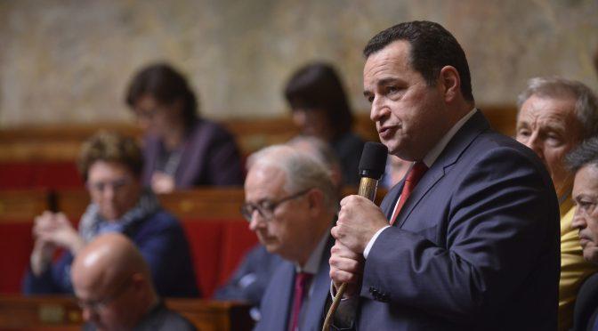 5 avril 2016 : séance de questions au Gouvernement, M. Jean-Frédéric Poisson