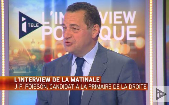 Primaire – J'étais l'invité de la matinale de Mickaël Darmon sur Itélé.