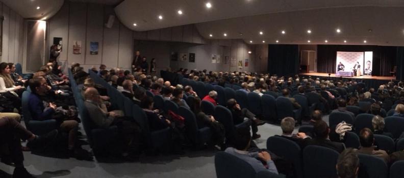 VIDEO – Conférence de Jean-Frédéric Poisson du 17 janvier à Versailles avec les Éveilleurs d'Espérance