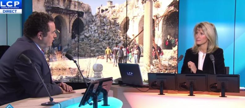 «L'aveuglement de la diplomatie française a contribué à prolonger le conflit syrien»