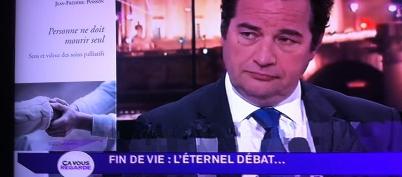 «Fin de vie : l'éternel débat…» : «Ca vous regarde» sur LCP