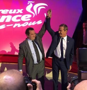 VIDEO – Discours de Jean-Frédéric Poisson au Congrès DLF 2018