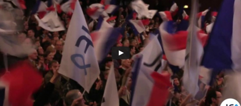 Ce dimanche 20 novembre, votez Jean-Frédéric Poisson !