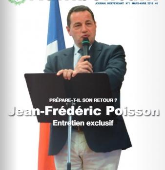 Entretien avec Jean-Frédéric Poisson dans le Petit Rambolitain