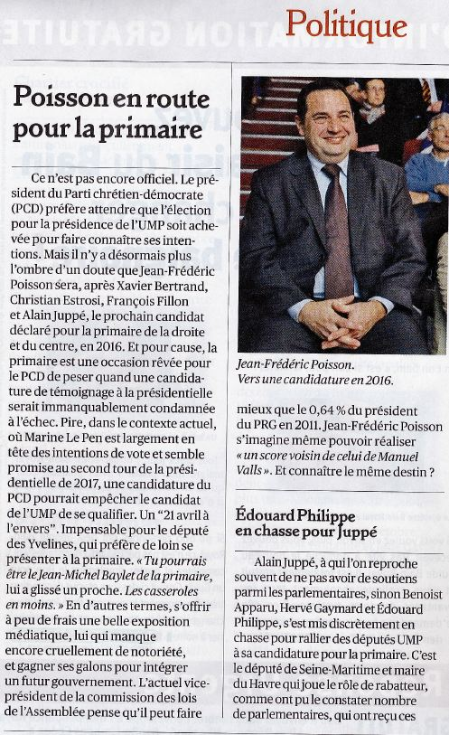 Article VA primaire