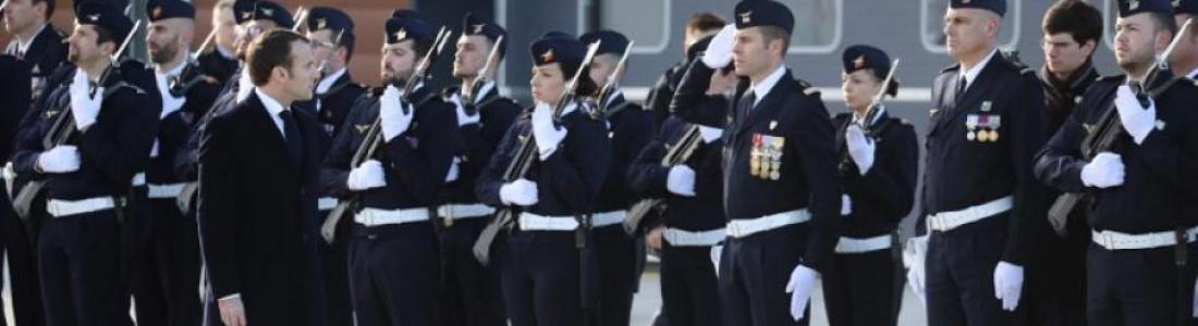 Tribune de Jean-Frédéric Poisson sur Atlantico : Macron avec les armées : le pouvoir sans autorité incline à la brutalité