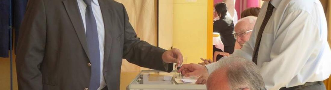 Dimanche 23 avril : A voté à Rambouillet !