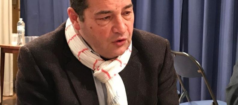 France Bleu : À Bourg sur Gironde, Nicolas Dupont-Aignan et Jean-Frédéric Poisson pour une union des droites