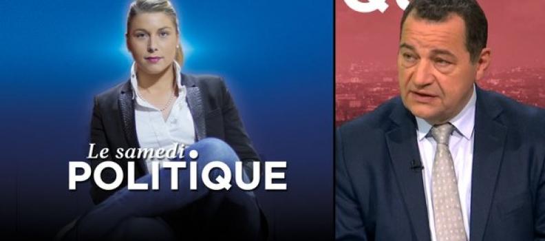 Jean-Frédéric Poisson sur TV Libertés : Le Samedi Politique – Européennes : Jean-Frédéric Poisson dit tout