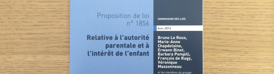 APIE : le retour d'une proposition de loi dangereuse pour l'enfant et la famille