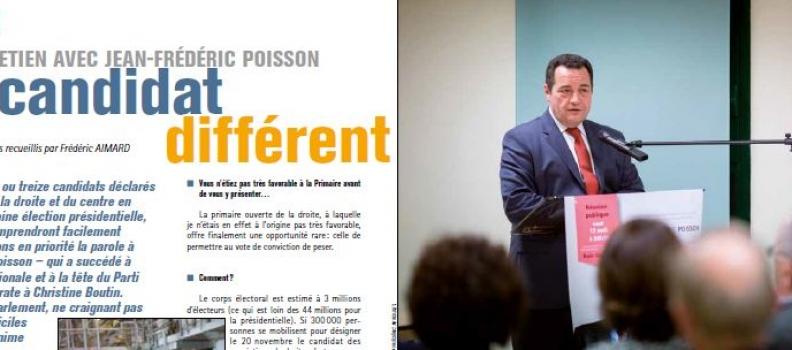 «Ne pas transiger sur les sujets essentiels» – Dossier dans le magazine France catholique