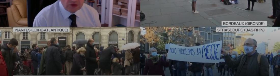 [TELEVISION] BFM TV : «On nous prive d'une liberté vitale !»