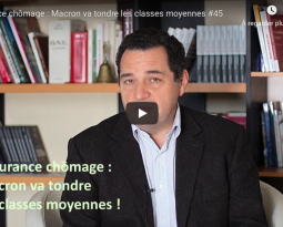 VIDEO : Assurance chômage : Macron va tondre les classes moyennes #45