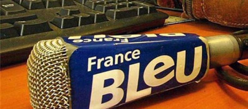 Refondation de l'UMP, Islam, loi santé : j'étais l'invité politique de la matinale de France Bleu.
