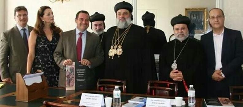 Des représentants des chrétiens persécutés reçus à l'Assemblée nationale