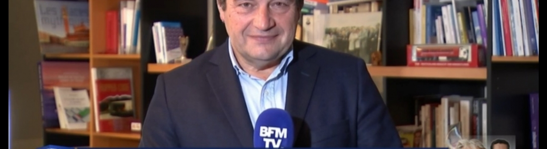 Jean-Frédéric Poisson sur BFMTV pour dénoncer la fin de l'universalité des allocations familiales par le Gouvernement Macron