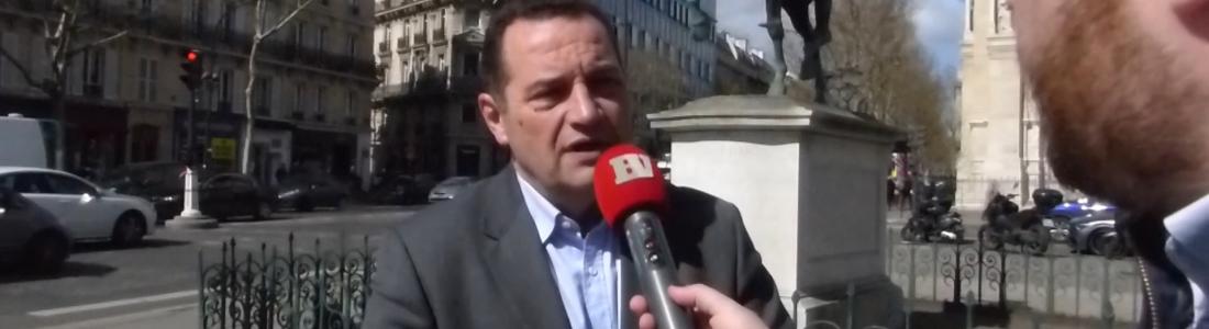 Européennes 2019 / Gilets jaunes : Jean-Frédéric Poisson interrogé par Boulevard Voltaire