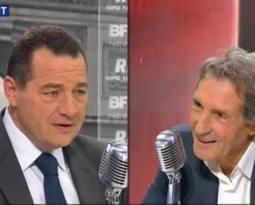 « Aujourd'hui, il y a bien 7 candidats à la primaire de la droite! » J'étais l'invité de Jean-Jacques Bourdin