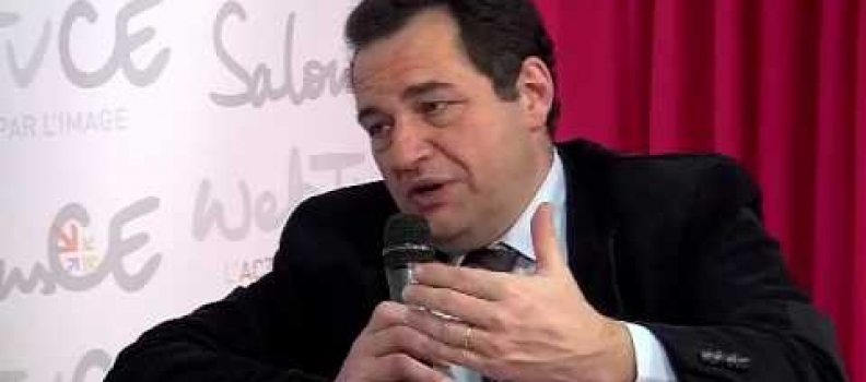 Interview sur le nouveau gouvernement Valls