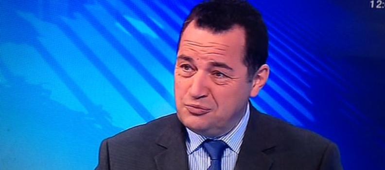 Primaire 2016 : j'étais l'invité de Daic Audouit dans l'émission Samedi politique du 13 février sur France 3
