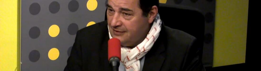 Jean-Frédéric Poisson était invité sur France Info mardi 13 mars