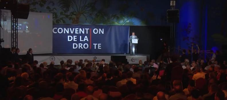 Discours de Jean-Frédéric Poisson lors de la Convention de la droite le 28/09/2019