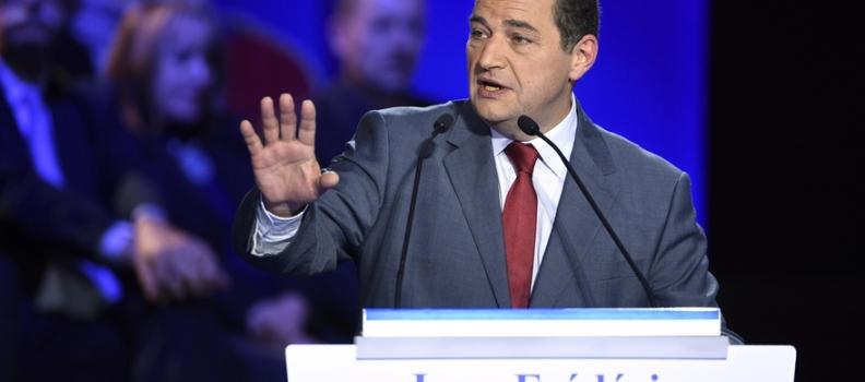 Jean-Frédéric Poisson travaille à une «confédération des conservateurs» – AFP