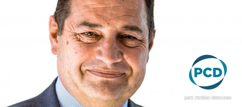 Union des droites, municipales 2020 : Jean-Frédéric Poisson sur RCF
