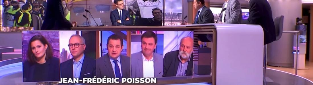Réforme des retraites : Jean-Frédéric Poisson sur LCI