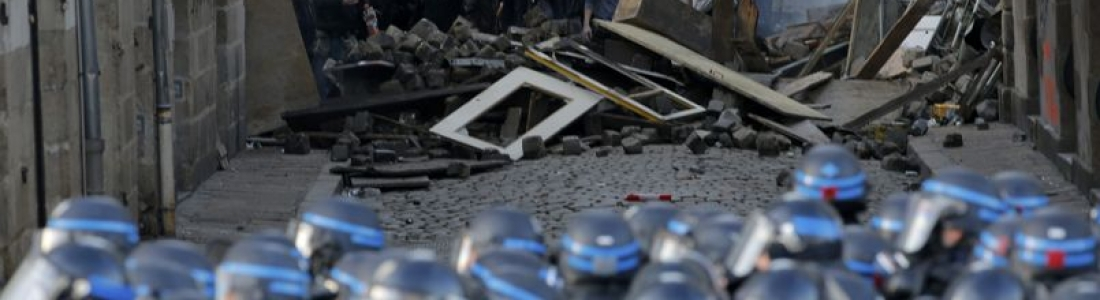 Antifas, Sivens, Notre-Dame-des-Landes : le Gouvernement doit lutter contre la violence gauchiste !