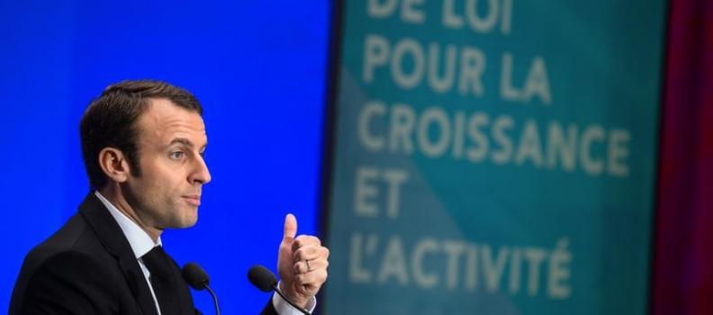 Loi Macron : «Il manque les réformes indispensables au redémarrage économique de notre pays.»