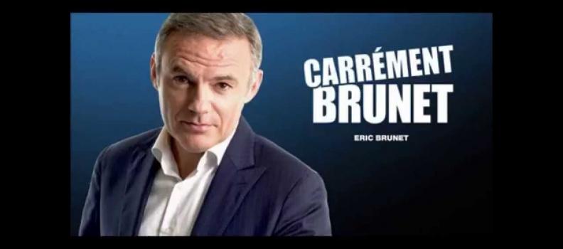 «Bourse au mérite» – Intervention sur RMC dans l'émission «Carrément Brunet»