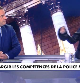 [TELEVISION] CNEWS : «Il n'est pas interdit non plus d'augmenter les effectifs de la police nationale !»