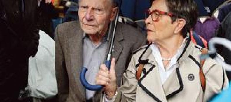 Vu dans le Figaro : Émotion avant l'arrêt des soins de Vincent Lambert