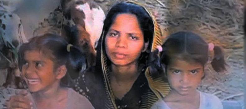 Asia Bibi : lettre à l'Ambassadeur du Pakistan en France