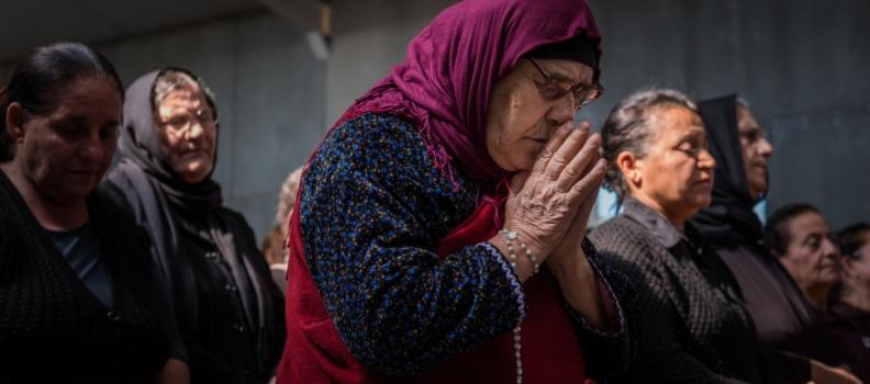 «Notre sang vaut moins cher que leur pétrole» : article dans Aleteia.
