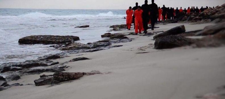 Massacre des coptes d'Egypte : il est temps de clarifier nos rapports avec les pays du Golfe.