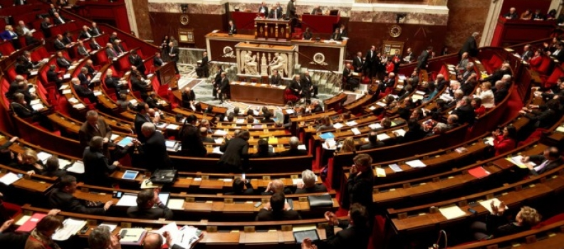 Colloque à l'Assemblée sur l'uberisation le 18 février : inscrivez-vous !