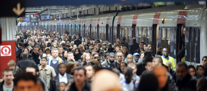 Grève à la SNCF : trop c'est trop !